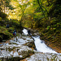 写真: いわき夏井川渓谷-22
