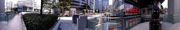 JR大阪駅前大阪第一生命ビル一階 wp_k089