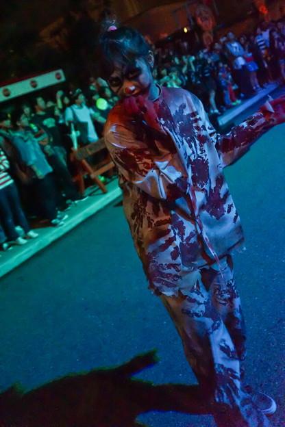 USJ 2017 ハロウィーン・ホラー・ナイト・ゾンビ・モブ