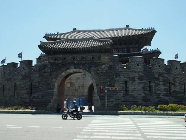 長安門 -水原華城-/Janganmun Gate -Hwaseong Fortress-