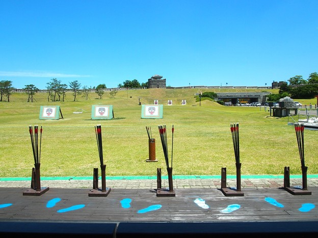 国弓体験 -水原華城-/Korean Traditional Archery Experience -Hwaseong Fortress-)¥