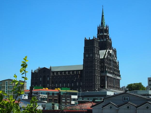 水原第一教会 -水原華城-/Suwon Jeil Church -Hwaseong Fortress-