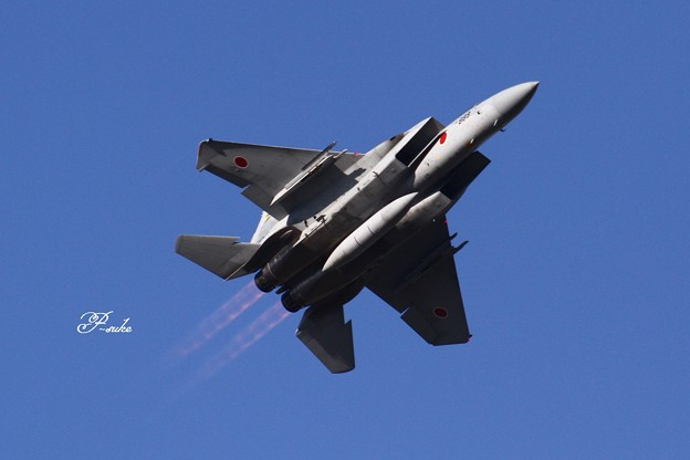 F-15帰投