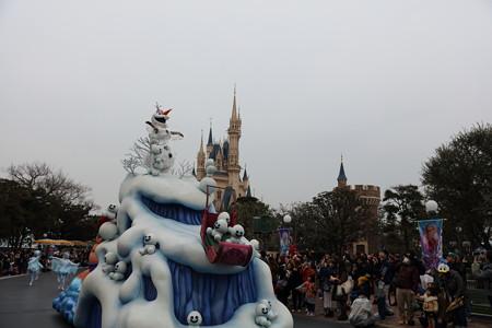アナ雪パレード3