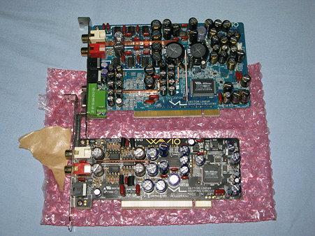 2009.05.30 ONKYO SE-90PCI&SE-200PCI
