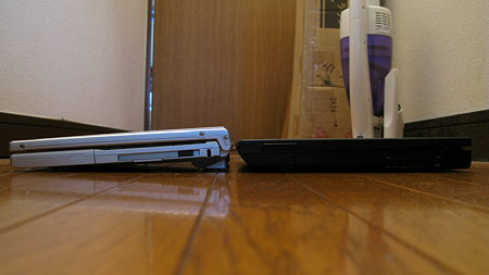 2009.06.14 ThinkPad X31(14/23)