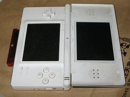 2009.06.23 ニンテンドーDS Lite 修理(8/16)