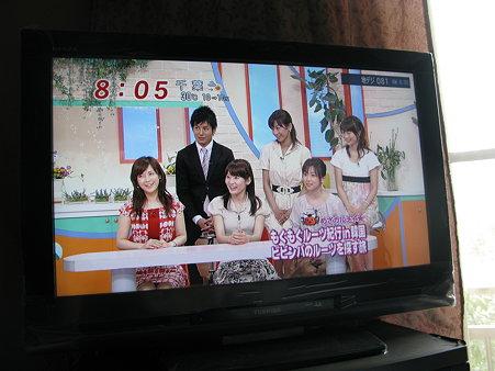 2009.07.25 32A8100 地上デジタル放送(1/11)