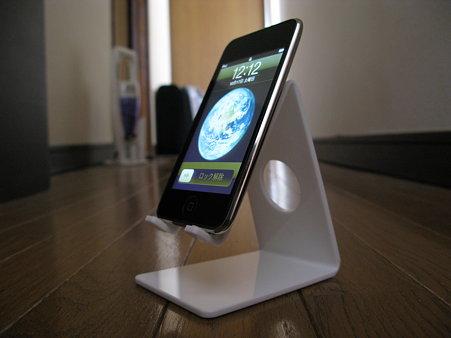 SANWA SUPPLY PDA-STN2W デスクトップスタンド ホワイト(3/9)