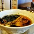 写真: 小さめ醤油ラーメン