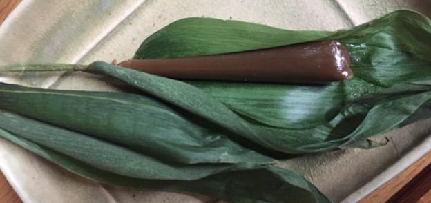 Photos: とらやの粽
