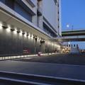 写真: 日没時の中京テレビ本社 - 5