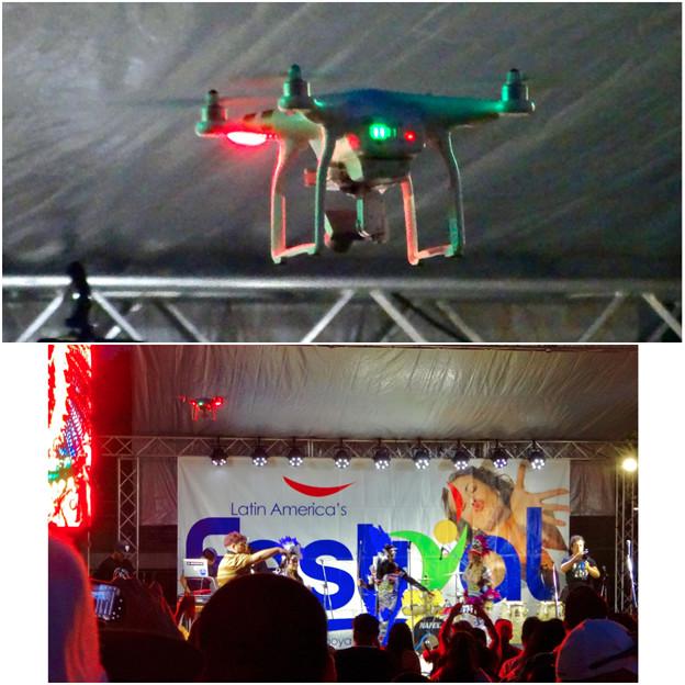 ラテンアメリカ・フェスティバル 2017:イベントを撮影するドローン - 34