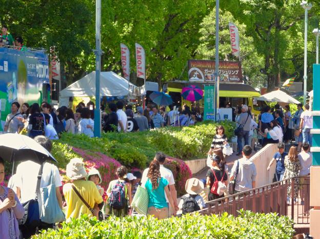 大勢の人で賑わっていた「名古屋ハワイフェスティバル 2017」 - 7