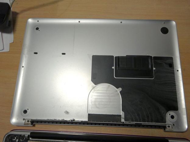 MacBook Pro 2012の内部 - 3