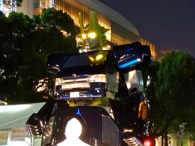 あいちめし地域応援合戦 2017:トヨペットのロボットキャラ(?)「スライジャーロボ」 - 11