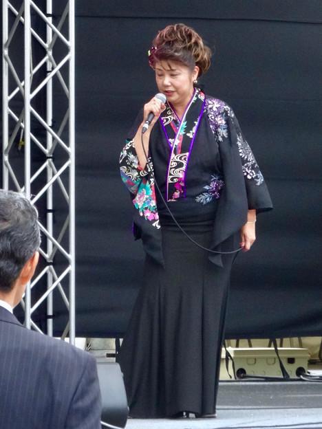 手羽先サミット 2017 No - 14:演歌歌手のステージ