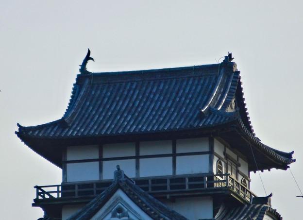 シャチホコが落雷で破損した犬山城の一般公開再開→新シャチホコ設置まで