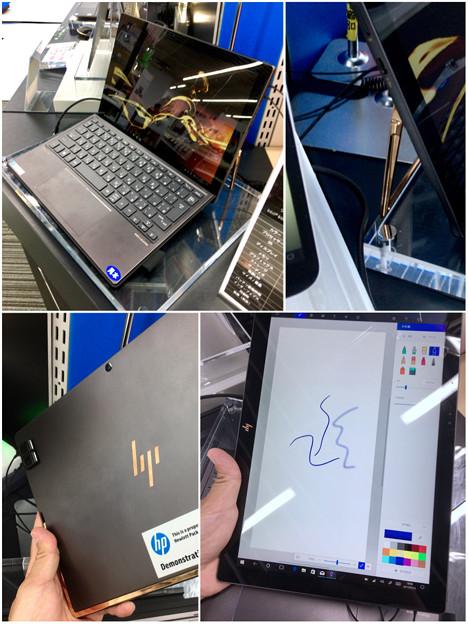 HPの高スペック2in1 PC「Spectre x2」 - 10