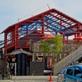 犬山城下町:火事があった場所に新たに建てられてる建物 - 4