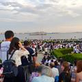 名古屋みなと祭 2017 No - 12:花火待ちをしてる沢山の人たち