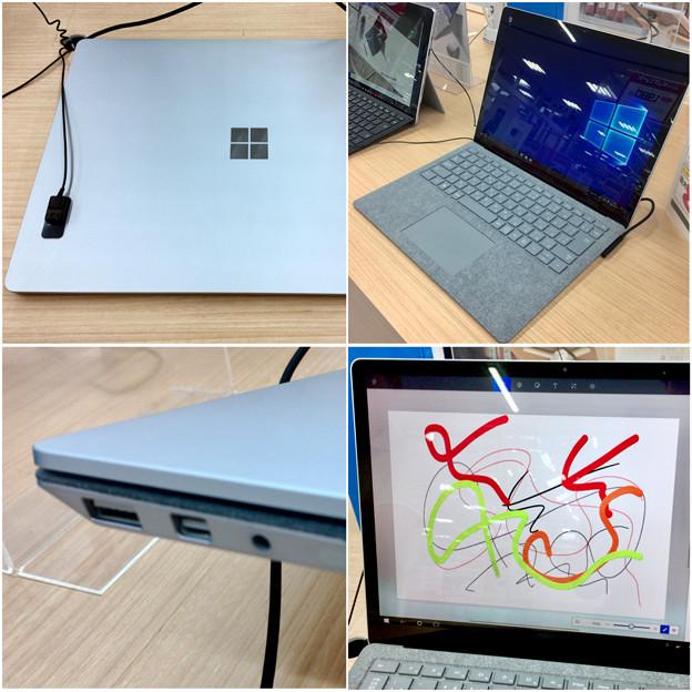 Surface  Laptop No - 9