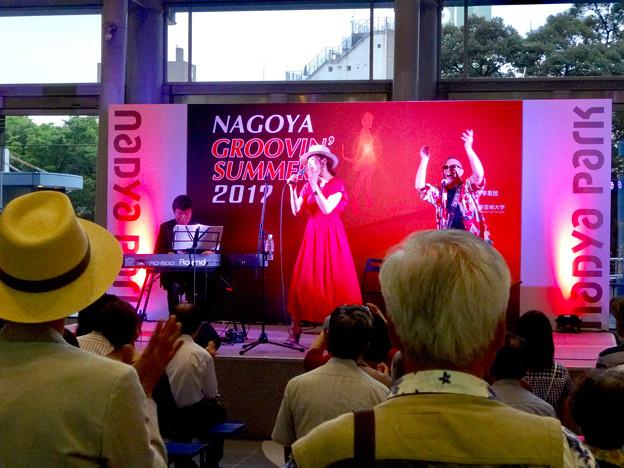 Nagoya Groovin' Summer 2017 No - 24:yukiさんと近藤有輝さん(ナディアパーク)