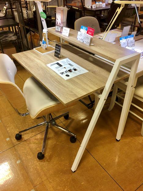 良いかもと思った、ロフト名古屋で売ってた机 - 1