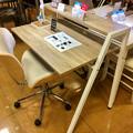 Photos: 良いかもと思った、ロフト名古屋で売ってた机 - 1