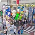 写真: 安城七夕まつり 2017 No - 27:安城駅前の門