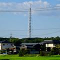 写真: IKEA長久手前から見た瀬戸デジタルタワー - 3