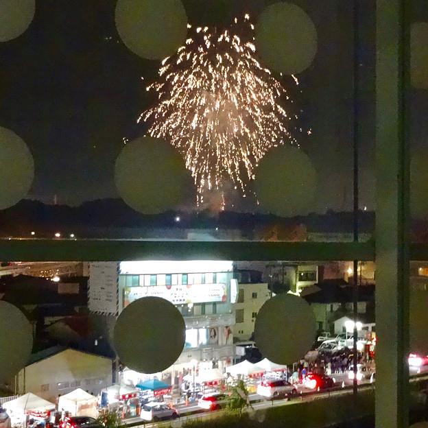 せともの祭 2017 No - 43:パルティせとから見た花火