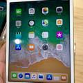 Photos: iOS 11が入ったiPad Mini:ホーム画面
