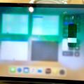 iOS 11が入ったiPad Pro No - 5:コントロールセンターでライトの明るさ調整