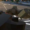 Photos: 3Dモデル共有サービス「Sketchfab」公式アプリ - 51:3DモデルをAR!(ロケットランチャーを装備したティラノサウルス)