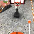 写真: ARを使ったバスケットゲーム「AR Sports Basketball」 - 2