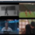 写真: VivaldiでAbemaTV 4チャンネル同時視聴