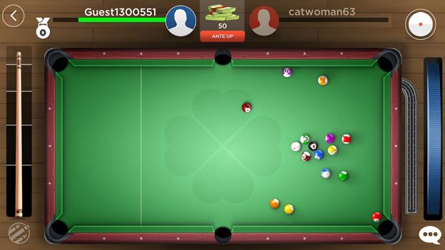 ビリヤードアプリ「8 Ball - Kings of Pool」 - 7