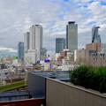 写真: グローバルゲートから見た名駅ビル群 - 21