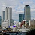 写真: グローバルゲートから見た名駅ビル群 - 23