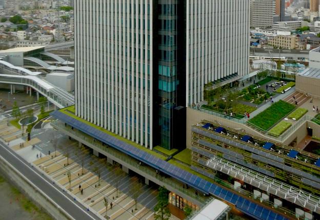 愛知大学の校舎から見たグローバルゲート - 4