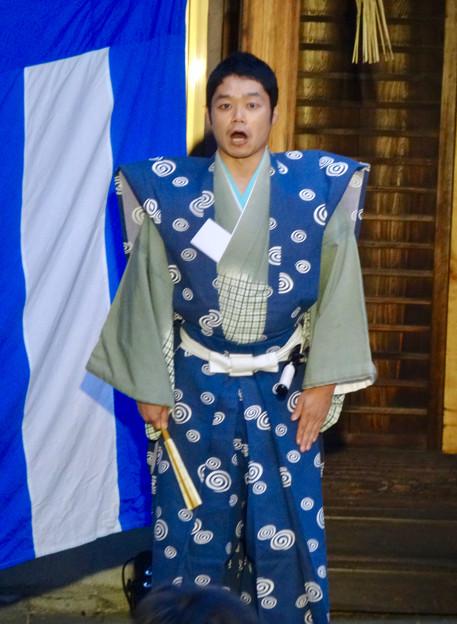大須大道町人祭 2017 No - 49:辻狂言