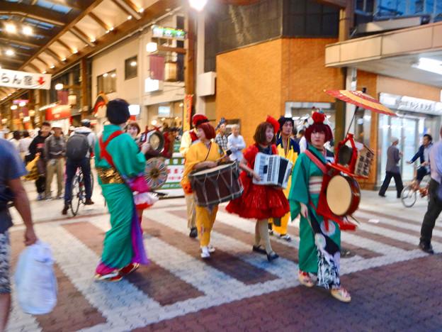 大須大道町人祭 2017 No - 54:チンドン屋さん