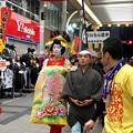 大須大道町人祭 2017 No - 94:夜のおいらん道中