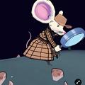 Sketchfab:ネズミの探偵!? - 3