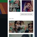 写真: Vivaldi WEBパネルでの使用にピッタリなストリーミングアプリ「Jamendo Music」- 2