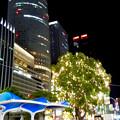 先日始まったばかりの名古屋駅周辺のクリスマス・イルミネーション 2017 No - 9