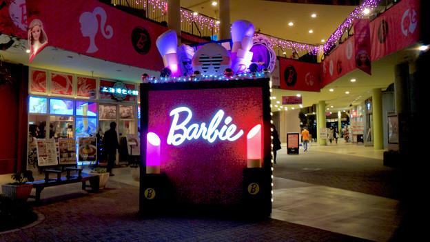 アスナル金山のクリスマスデコレーション、今年(2017年)はバービー・コラボ - 9