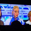 豊田合成リンク横でフィギュアスケート「GPファイナル」のパブリックビューイング! - 2