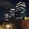 Photos: ノリタケの森から見上げた夜の名駅ビル群 - 7